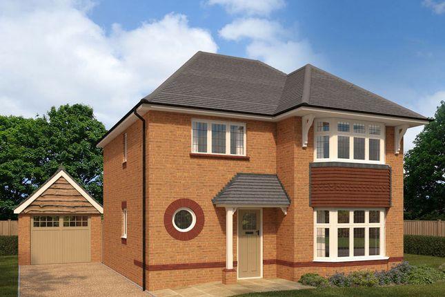 "Thumbnail Detached house for sale in ""Leamington Lifestyle"" at Higham Lane, Nuneaton"