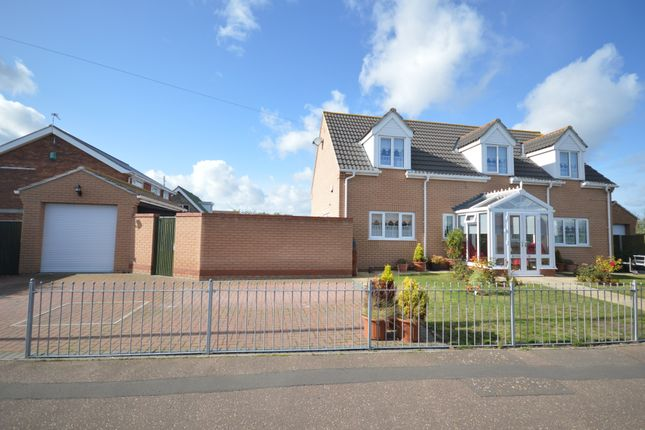 Thumbnail Detached house for sale in Fremantle Road, Great Yarmouth