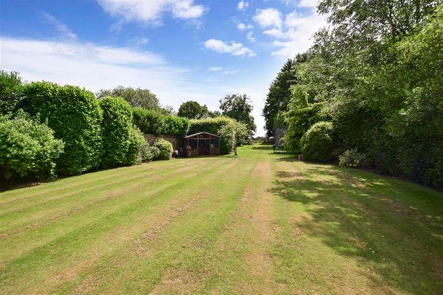 Rear Garden of Chapmans Hill, Meopham, Kent DA13