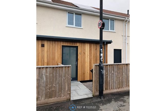 Thumbnail Terraced house to rent in Duckmoor Road, Bristol