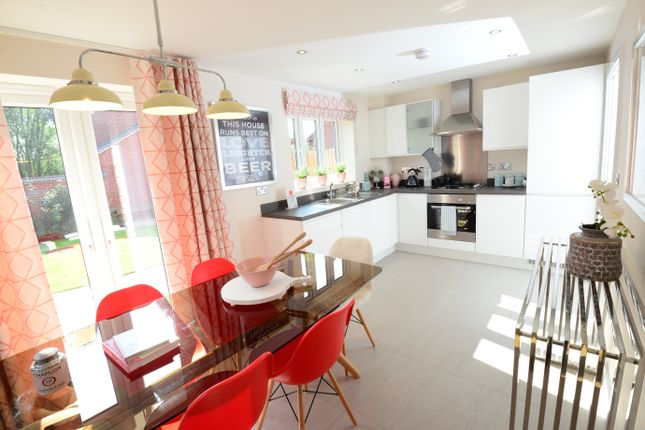 Detached house for sale in Ashby Road, Tamworth