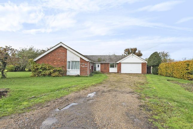 Thumbnail Detached bungalow for sale in Windsor, Berkshire