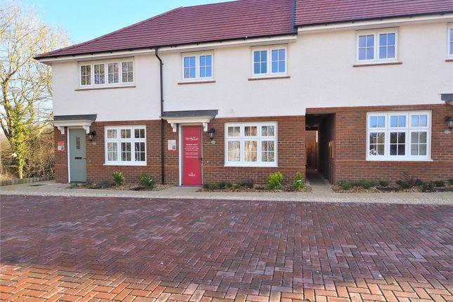 Thumbnail Terraced house for sale in Hauxton Meadows, Cambridge Road, Hauxton, Cambridgeshire
