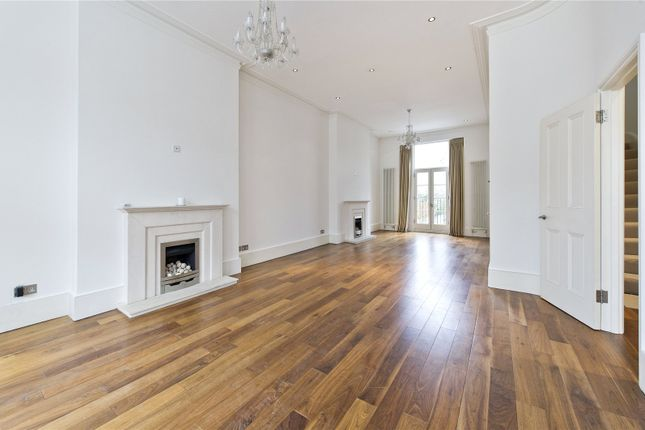 Thumbnail Terraced house to rent in St. Lawrence Terrace, North Kensington, London