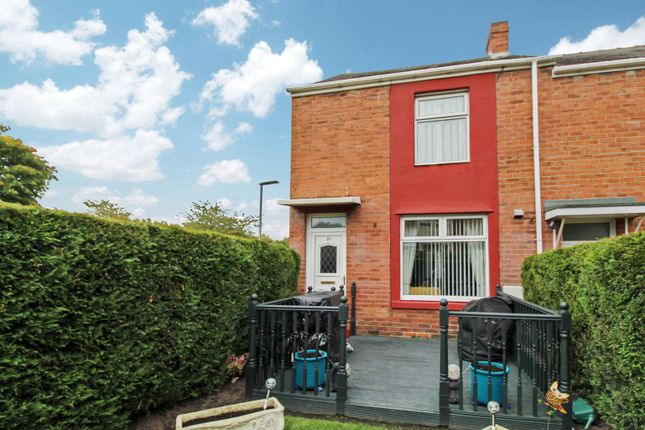 2 bed end terrace house for sale in Symon Terrace, Chopwell, Newcastle Upon Tyne NE17