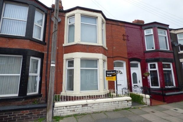 Thumbnail Property to rent in Cedardale Road, Walton, Liverpool