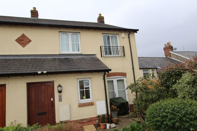 2 bed flat for sale in Heritage Court, Silver Street, Honiton EX14