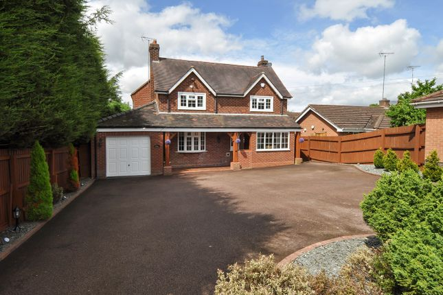 Thumbnail Detached house for sale in Icknield Street, Church Hill North, Redditch