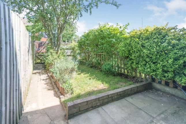 Front Garden of Sycamore Terrace, Vicarage Road, Kings Heath, Birmingham B14
