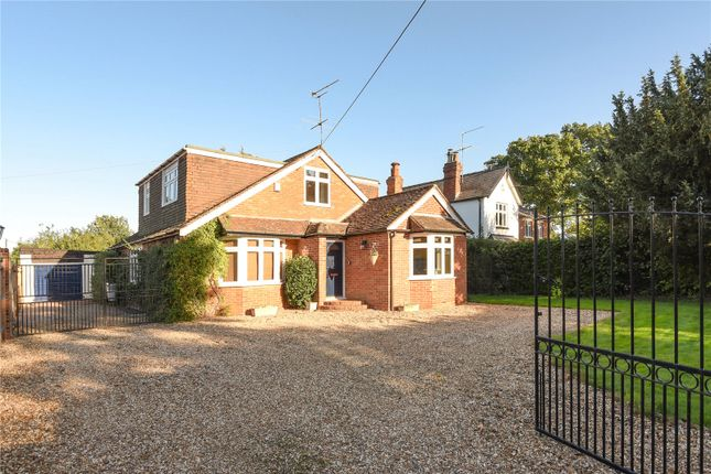 Thumbnail Detached house for sale in Reading Road, Finchampstead, Wokingham, Berkshire