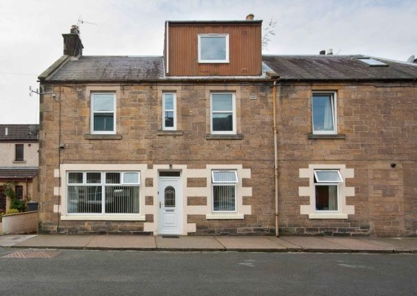 Thumbnail Flat for sale in Abbots Place, Galashiels, Borders
