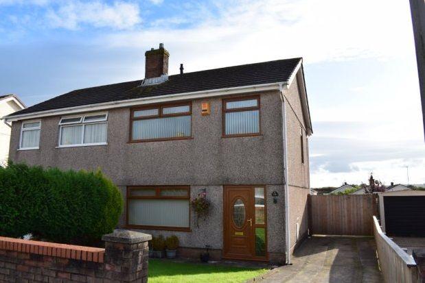 Thumbnail Property to rent in Heol Cynan, Penyrheol, Swansea