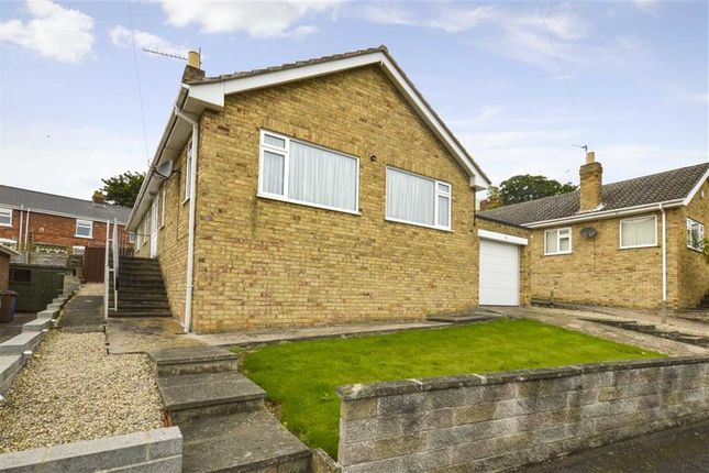Thumbnail Detached bungalow for sale in Willows Drive, Hornsea, East Yorkshire