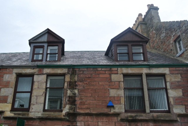 Thumbnail Flat to rent in Trinity Court, Dingwall, Highland, 9Sq