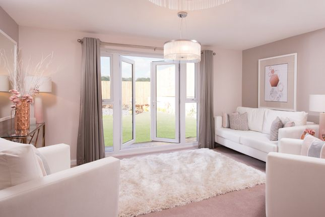 "Thumbnail End terrace house for sale in ""Barwick"" at Blackpool Road, Kirkham, Preston"