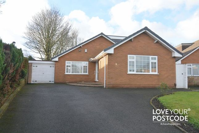 Thumbnail Bungalow for sale in Hopkins Drive, West Bromwich