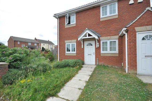 Thumbnail Flat to rent in Newton Grange, Hemsworth, Pontefract