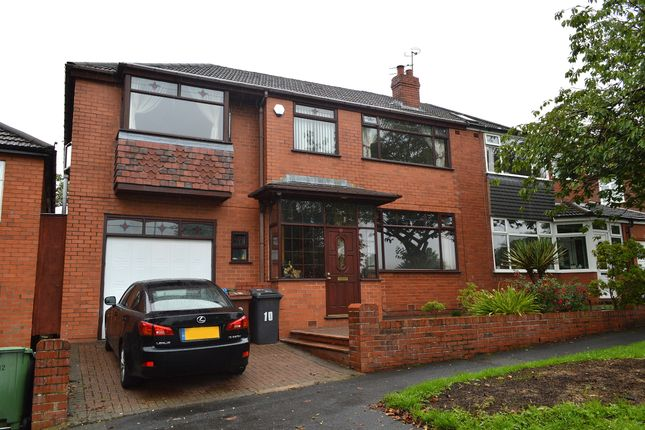 Thumbnail Semi-detached house for sale in College Avenue, Oldham