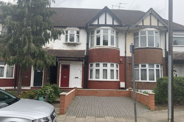 Thumbnail Flat for sale in West View Close, Neasden