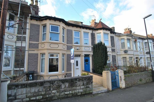 Thumbnail Terraced house for sale in Churchill Road, Brislington, Bristol