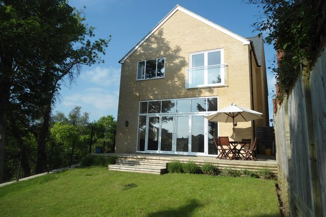 Thumbnail Detached house to rent in Priestlands, Sherborne