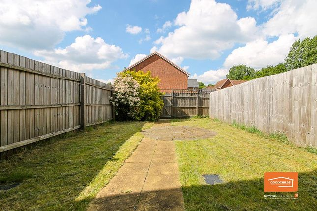 Rear Garden of Station Road, Rushall WS4