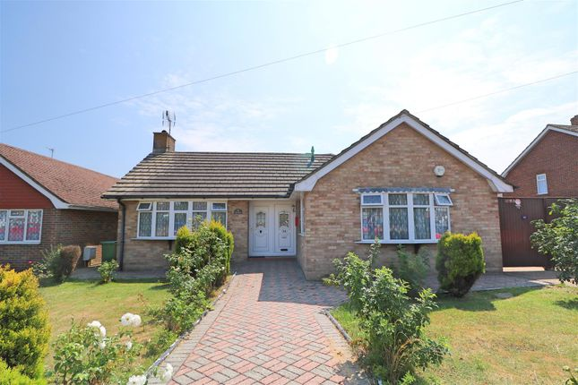 Thumbnail Detached bungalow to rent in Forest View, Hailsham