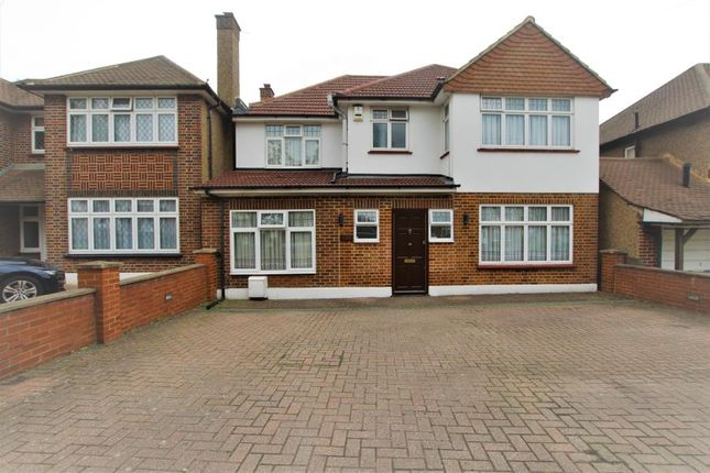 Thumbnail Detached house for sale in Woodcock Hill, Kenton