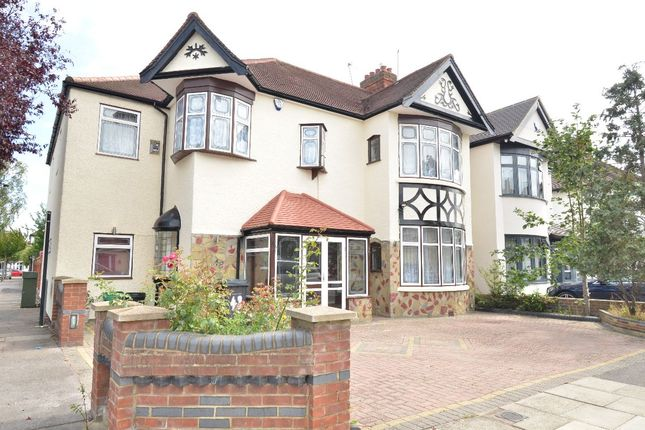 Thumbnail Semi-detached house to rent in Highwood Gardens, Ilford