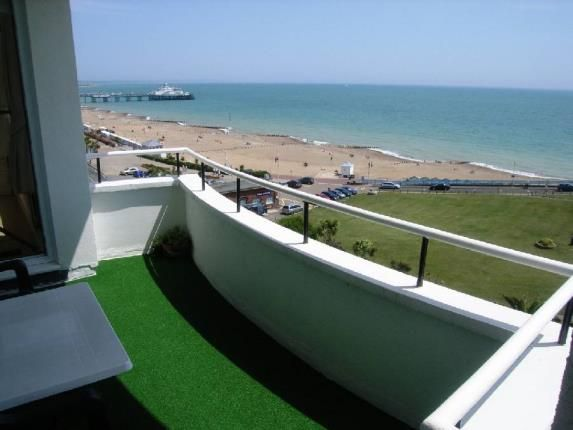 Thumbnail Flat for sale in Grand Court, King Edwards Parade, Eastbourne, East Sussex