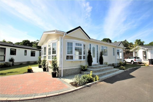 Thumbnail Detached bungalow for sale in Harveys Nurseries, Peppard Road, Emmer Green, Reading