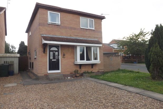 Thumbnail Detached house to rent in Amorys Holt Way, Maltby, Rotherham