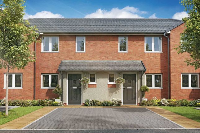 "Terraced house for sale in ""The Oxcroft II"" at High Street, Riddings, Alfreton"