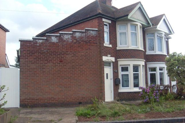 Thumbnail Terraced house to rent in Vinecote Road, Longford, Coventry