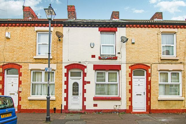 Thumbnail Terraced house for sale in Teck Street, Kensington, Liverpool