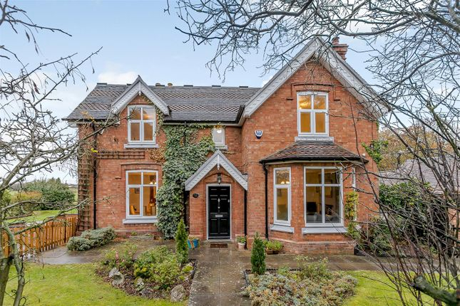 Thumbnail Detached house for sale in Lye Green, Claverdon, Warwickshire