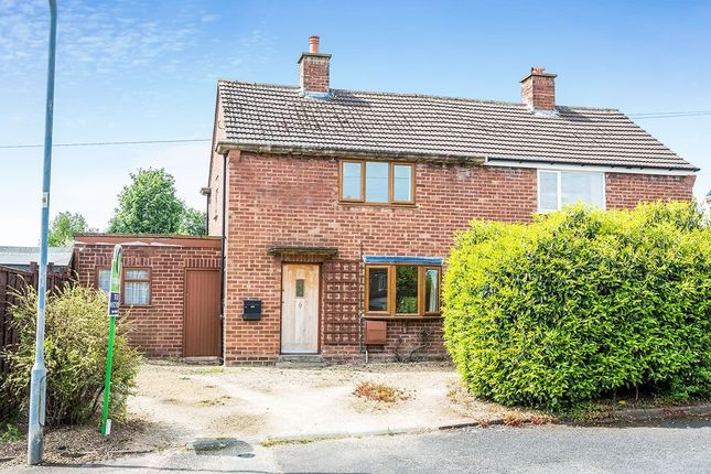 2 bed semi-detached house to rent in Edwin Crescent, Bromsgrove B60