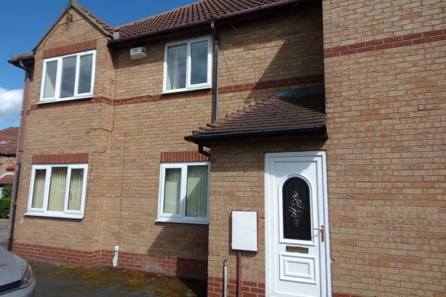 Thumbnail Flat for sale in Argyle Mews, Blyth