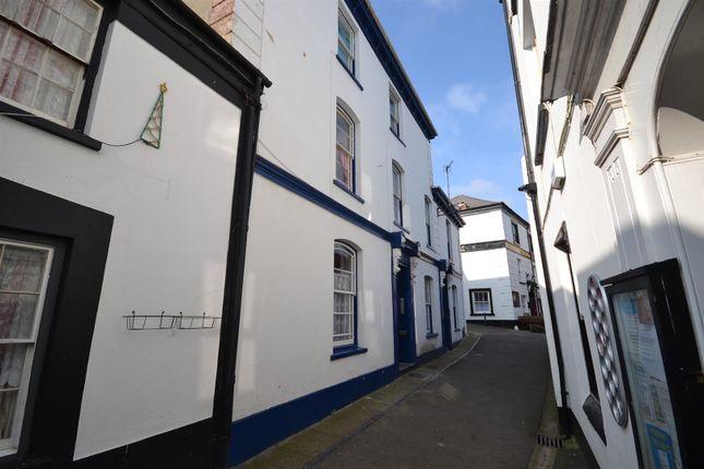 Thumbnail Flat to rent in Market Street, Appledore, Bideford