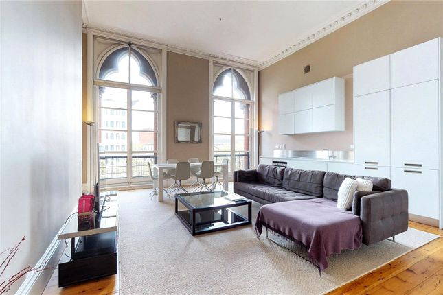 Thumbnail Flat to rent in Euston Road, Kings Cross