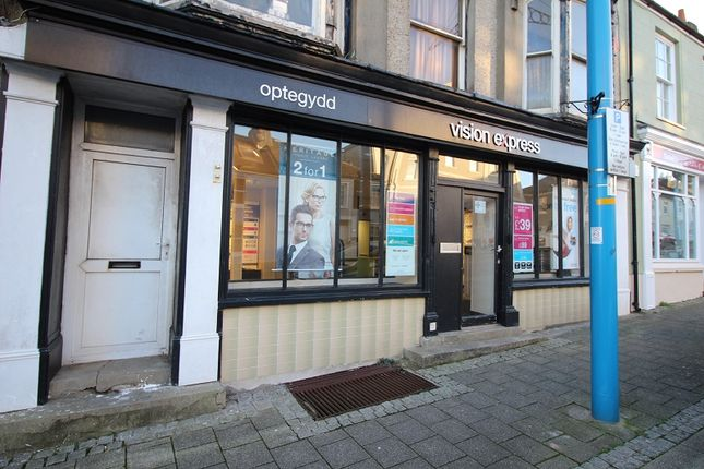 Commercial property for sale in Meyrick Street, Pembroke Dock, Pembrokeshire.
