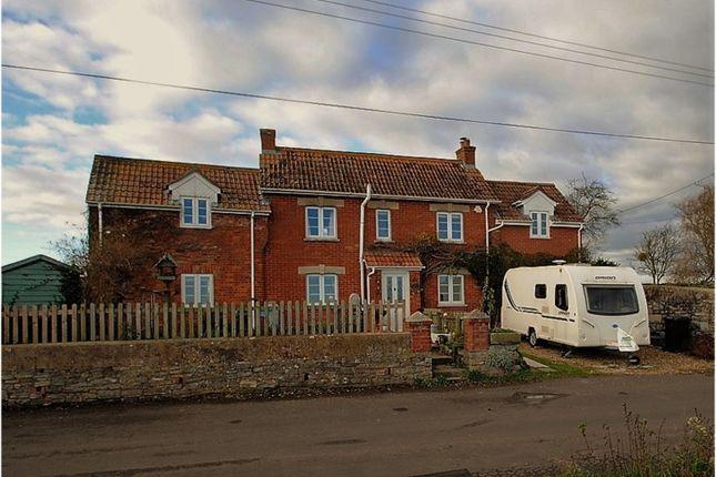 Thumbnail Detached house for sale in Stanmoor Road, Burrowbridge