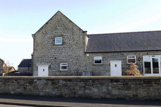 3 bed terraced house for sale in Pegswood Village, Pegswood, Morpeth