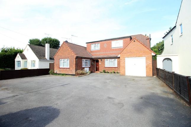 Thumbnail Detached house for sale in Coleford Bridge Road, Mytchett