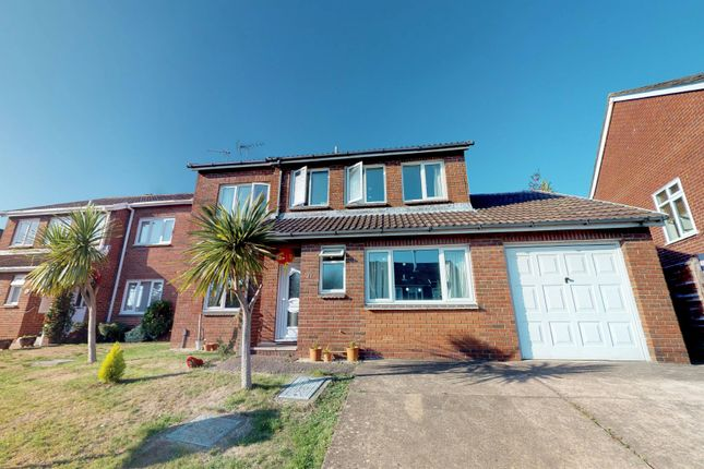 Thumbnail Detached house to rent in Culverland Close, Exeter