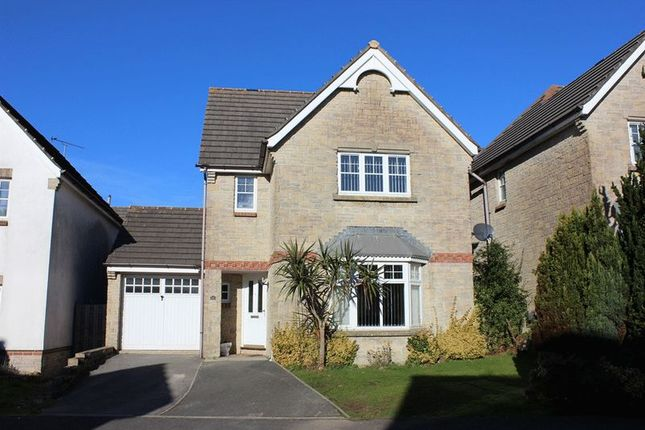 3 bed detached house for sale in Larcombe Road, Boscoppa, St. Austell