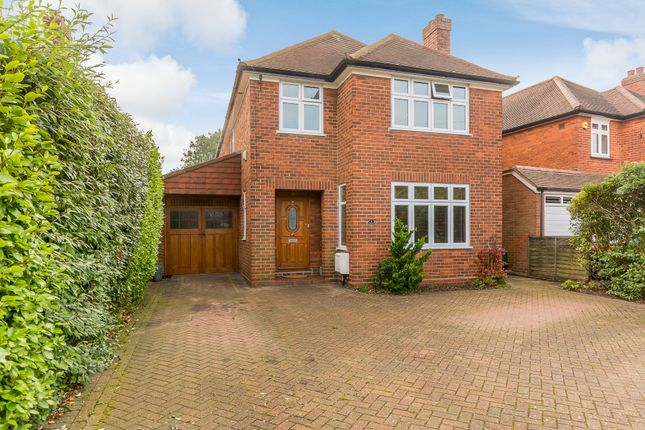 Thumbnail Detached house for sale in Shelburne Road, High Wycombe