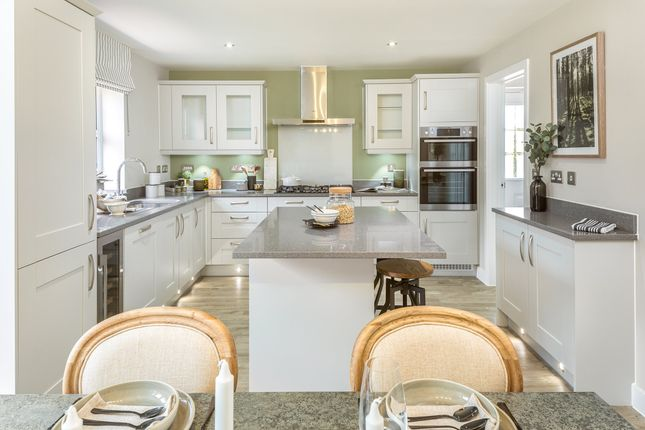 "Thumbnail Detached house for sale in ""Chelworth"" at Trowbridge Road, Westbury"