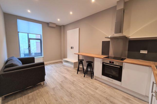 Thumbnail 1 bed flat to rent in Flat 2 Wren House, 19 -23 Exchange Road, Watford