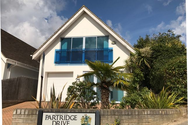 3 bed detached house for sale in Partridge Drive, Lilliput, Poole